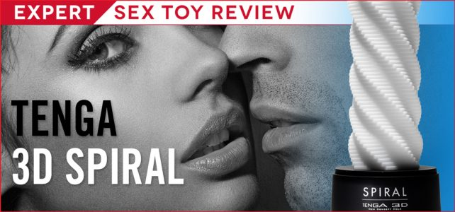 Tenga 3D Spiral Review