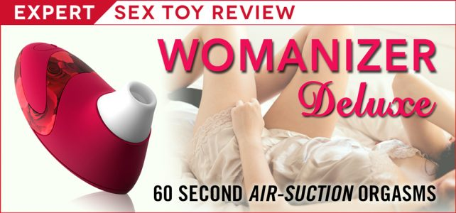 Womanizer Deluxe Review