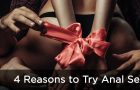 4 Reasons to Try Anal Sex