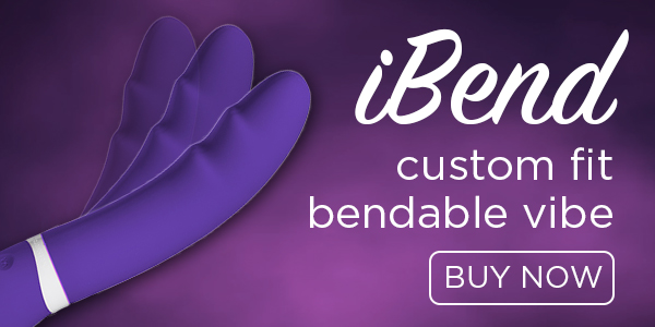 ibend custom fit bendable vibe