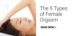 the 5 types of female orgasm
