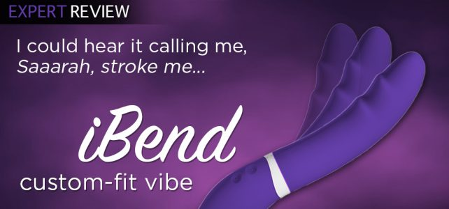 this bendable vibe felt it was made for me