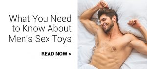 what you need to know about men's sex toys