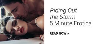riding out the storm 5 minute erotica