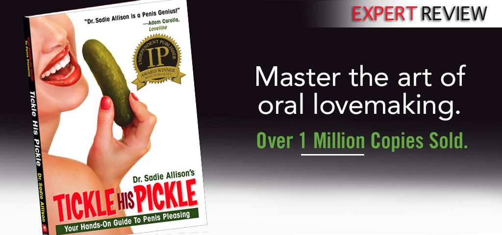 Be a Penis Genius: Tickle His Pickle Book Review