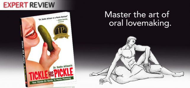 Be a Penis Genuis: 'Tickle His Pickle' Book Review