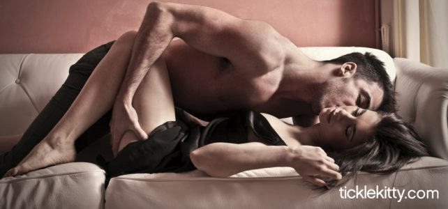 5 Easy Positions for Lovemaking on the Couch