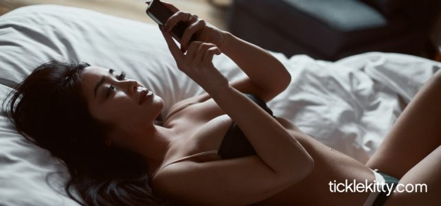 6 Erotic Ways to Tease Your Long-Distance Lover