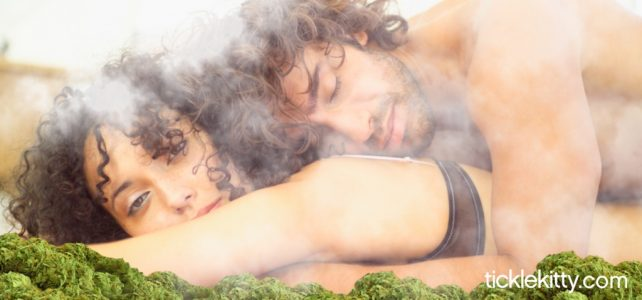 How Cannabis Leads to More Intense Orgasms