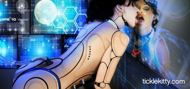 3 Surprising Futuristic Sex Trends
