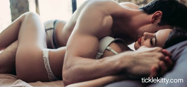 Here's the Secret to Making Her Climax During Intercourse