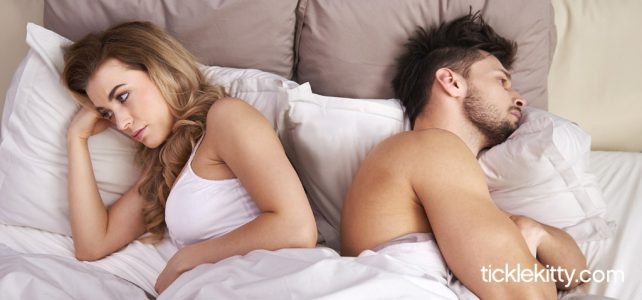 10 Reasons Why She Might Have Stopped Sleeping With You